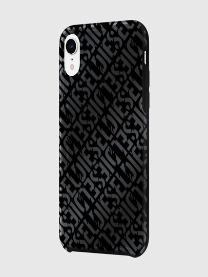 Diesel - DIESEL PRINTED CO-MOLD CASE FOR IPHONE XR, Black - Cases - Image 5