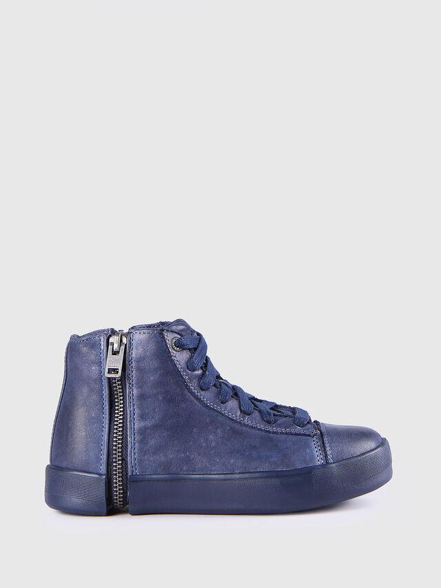 KIDS SN MID 24 NETISH YO, Navy Blue - Footwear - Image 1