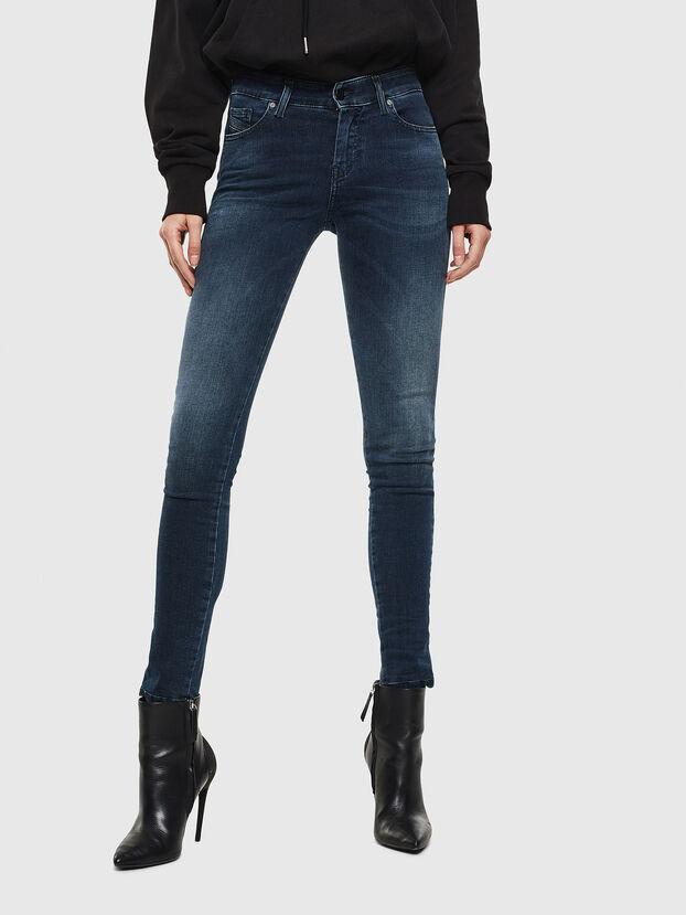 Slandy 084UT, Dark Blue - Jeans