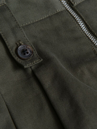 Diesel - PEDEN, Dark Green - Shorts - Image 3