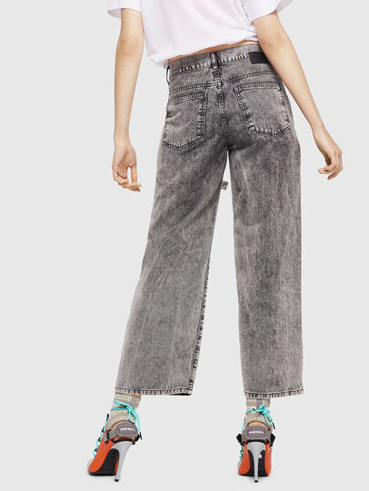 Diesel - Widee 069EB, Black/Grey - Jeans - Image 2