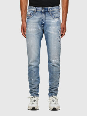 D-Strukt 009KH, Light Blue - Jeans