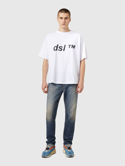 Diesel - T-BALM, White - T-Shirts - Image 4