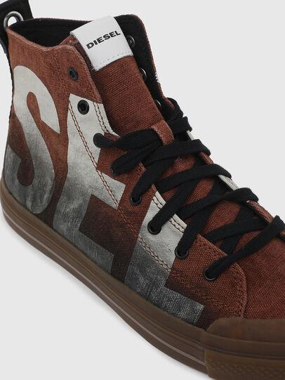 Diesel - S-ASTICO MC, Orange - Sneakers - Image 4