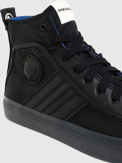 Diesel - S-ASTICO MID LACE, Black - Sneakers - Image 4