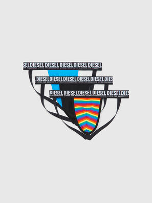 UMBR-JOCKYTHREEPACK-, Multicolor/Black - Jockstraps