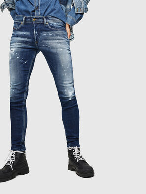 Sleenker 0091Y, Medium blue - Jeans