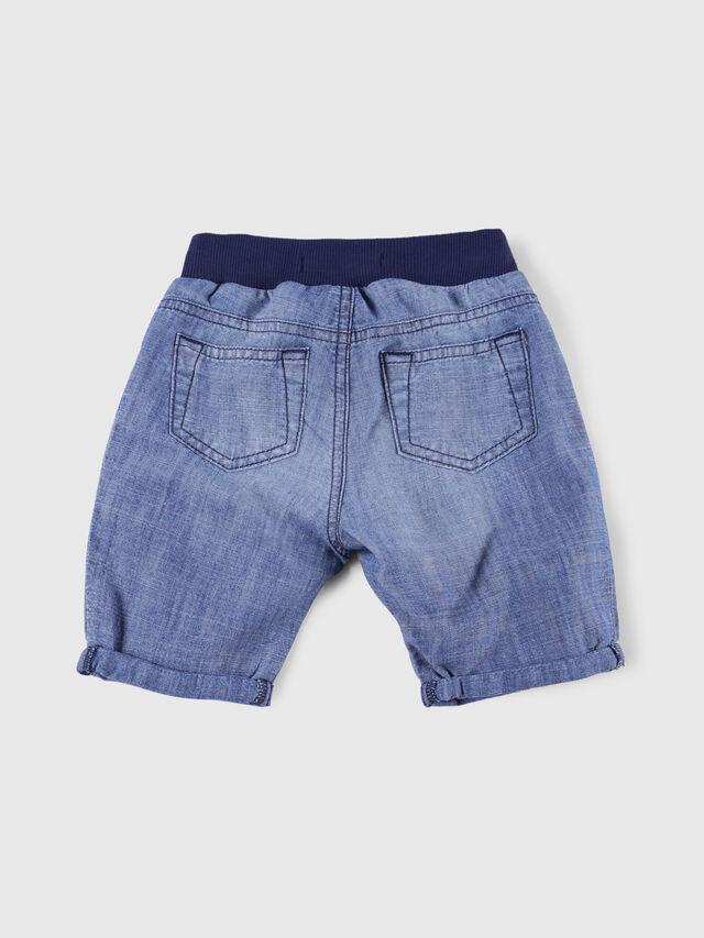 Diesel - PRIGGY-B SH-N, Blue Jeans - Shorts - Image 2