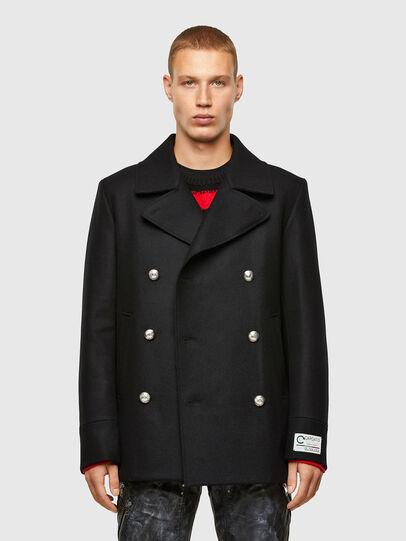 Diesel - W-BOND, Black - Winter Jackets - Image 1