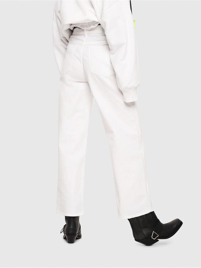 Diesel - Widee 069EA, White - Jeans - Image 2