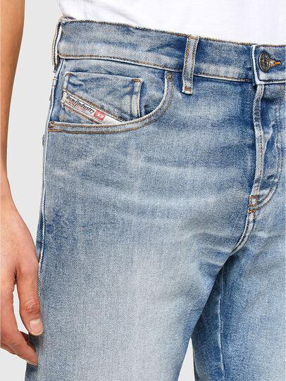 Diesel - D-Kras 009VW, Light Blue - Jeans - Image 3