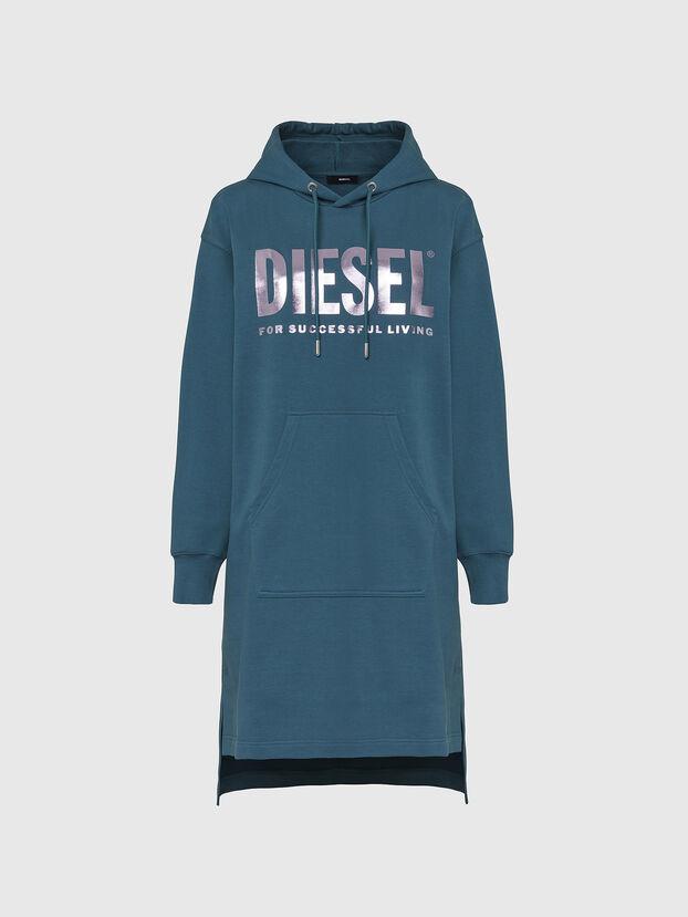 D-ILSE-T, Water Green - Dresses