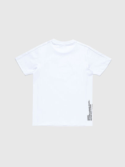 Diesel - THOVERY, White - T-shirts and Tops - Image 2