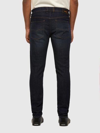 Diesel - Sleenker 009DI, Dark Blue - Jeans - Image 2