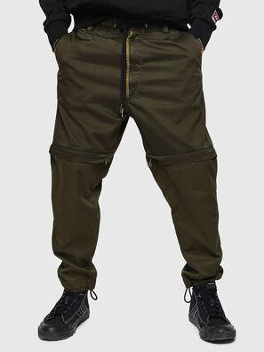 P-CASHORT, Military Green - Pants