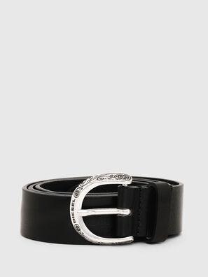 B-SIDE, Black - Belts