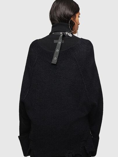 Diesel - M-MARIKAX, Black - Knitwear - Image 2