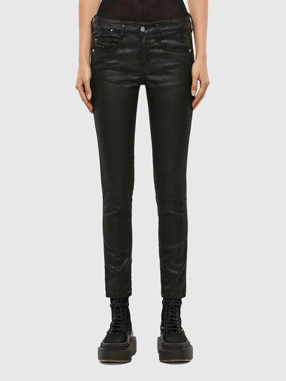 Diesel - D-Ollies JoggJeans 069QJ, Black/Dark grey - Jeans - Image 1