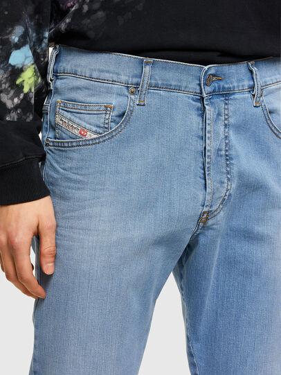 Diesel - D-Yennox 009NX, Light Blue - Jeans - Image 4