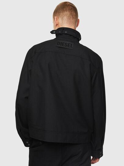 Diesel - J-GABLE-A, Black - Jackets - Image 2