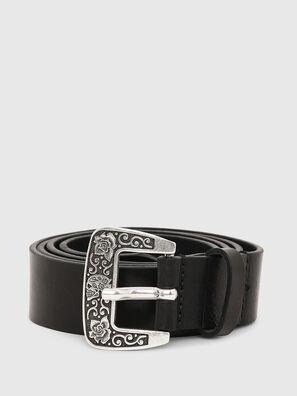 B-MEXY, Black - Belts
