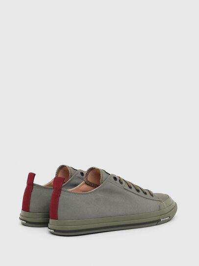 Diesel - S-ASTICO LOW CUT, Dark grey - Sneakers - Image 3
