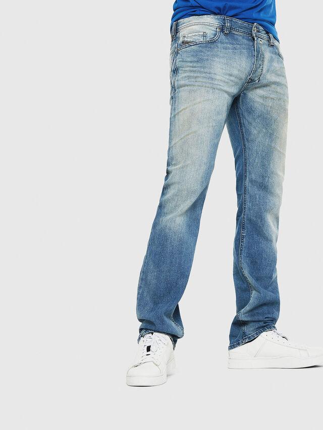Diesel - Safado C81AP, Light Blue - Jeans - Image 1