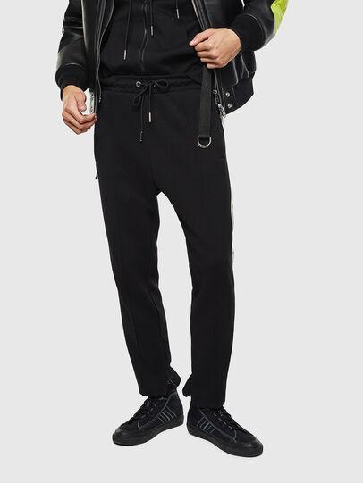 Diesel - P-RUSY-J, Black - Pants - Image 1
