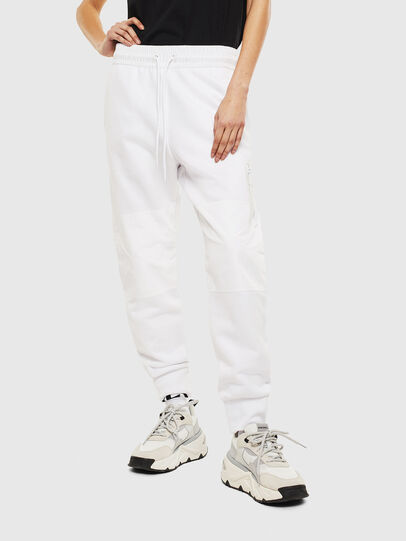 Diesel - P-ORTEX, White - Pants - Image 2