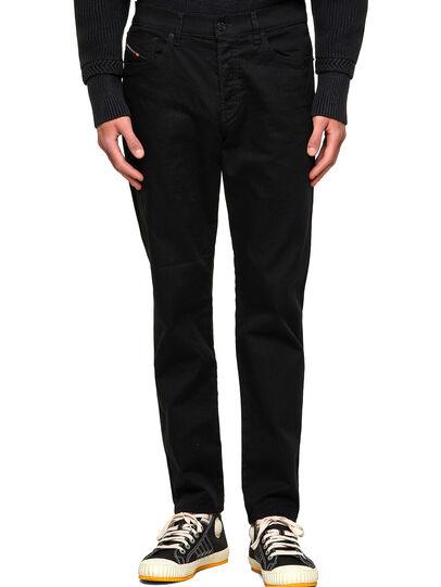 Diesel - D-Fining 0688H, Black/Dark grey - Jeans - Image 1