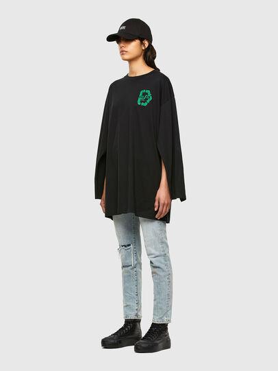 Diesel - T-MIST-E71, Black - T-Shirts - Image 5