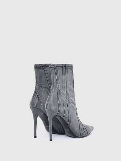 Diesel - D-YUCCA AB, Black - Ankle Boots - Image 3