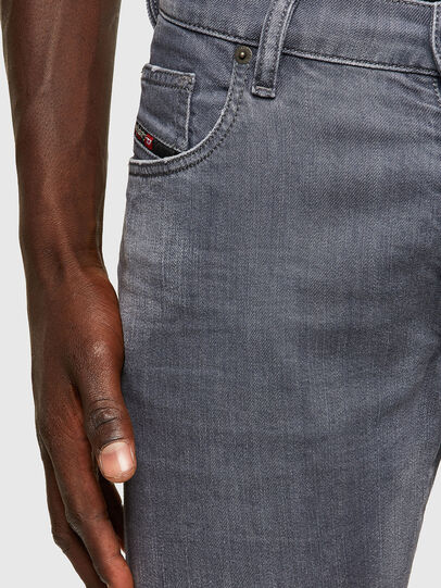 Diesel - D-Yennox 009PB, Light Grey - Jeans - Image 3