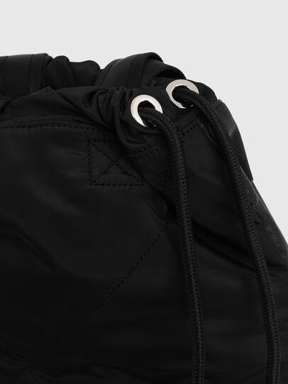 Diesel - TROPHY, Black - Backpacks - Image 5