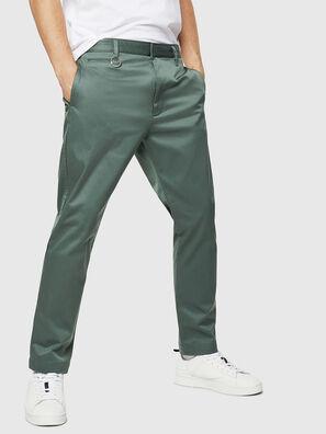 P-MAD-ICHIRO, Olive Green - Pants