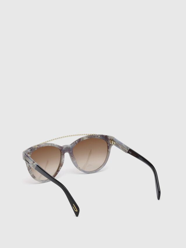 Diesel - DM0189, Grey - Eyewear - Image 2