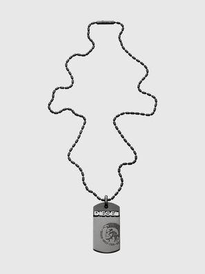 DX0004, Black - Necklaces