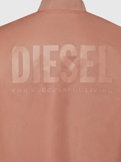 Diesel - J-ROSS-REV, Pink - Jackets - Image 5