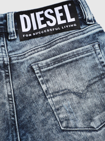 Diesel - SLEENKER-J-N, Light Blue - Jeans - Image 3