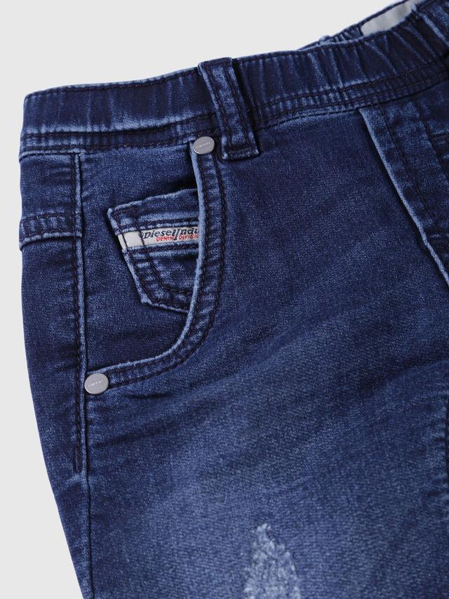 Diesel - FAYZA B JOGGJEANS-N, Dark Blue - Jeans - Image 3
