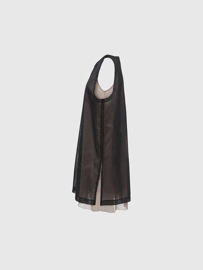 Diesel - D-LAY, Black - Dresses - Image 3