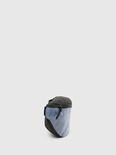 Diesel - D-THISBAG BELT, Blue/Black - Belt bags - Image 3
