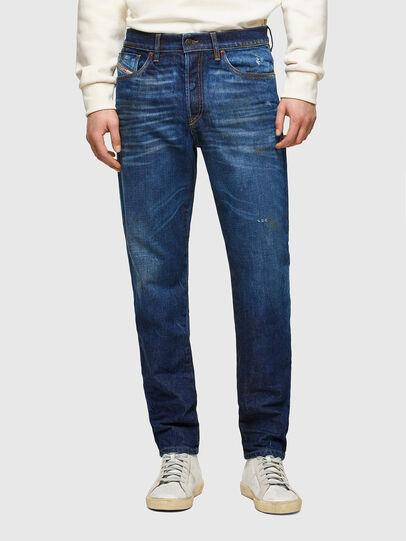 Diesel - D-Fining 009NG, Dark Blue - Jeans - Image 1