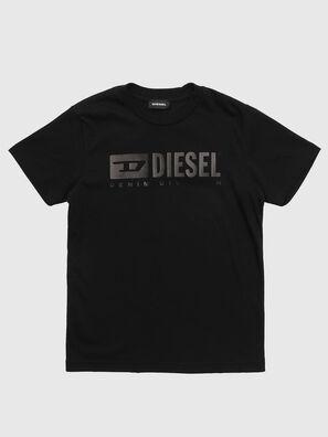 TJDIVISION, Black - T-shirts and Tops