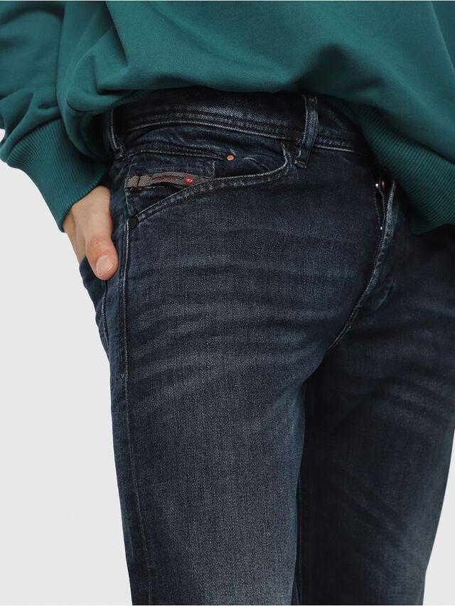 Diesel - Belther 087AS, Dark Blue - Jeans - Image 3