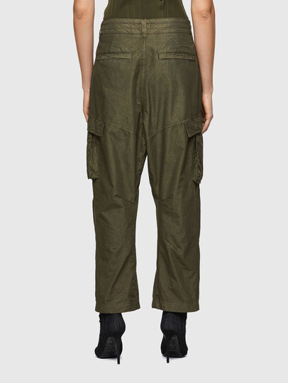 Diesel - P-EMMA, Military Green - Pants - Image 2