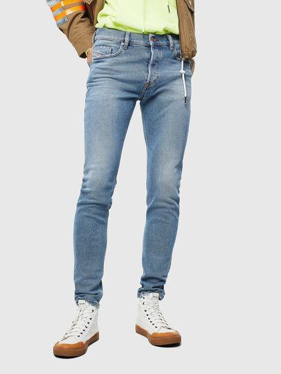 Diesel - Tepphar 0096Y, Light Blue - Jeans - Image 1