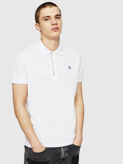 Diesel - T-HART, White - Polos - Image 1
