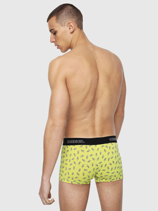 Diesel - UMBX-DAMIENTHREEPACK, Black/Yellow - Trunks - Image 3