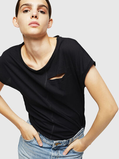 Diesel - T-DIMMY-A, Black - Tops - Image 5